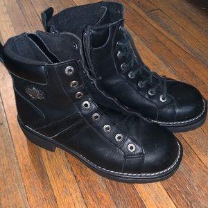 Harley Davidson boots size 8 1/2